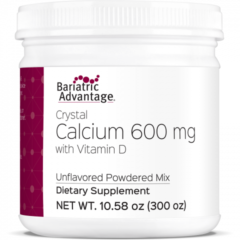Calcium Crystals 600mg