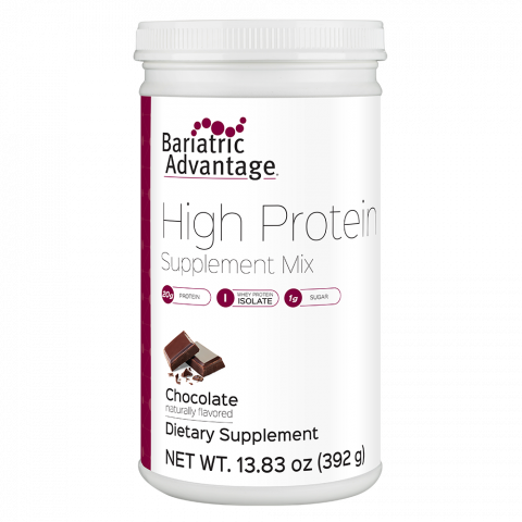 High Protein Supplement Mix (2 Flavors)
