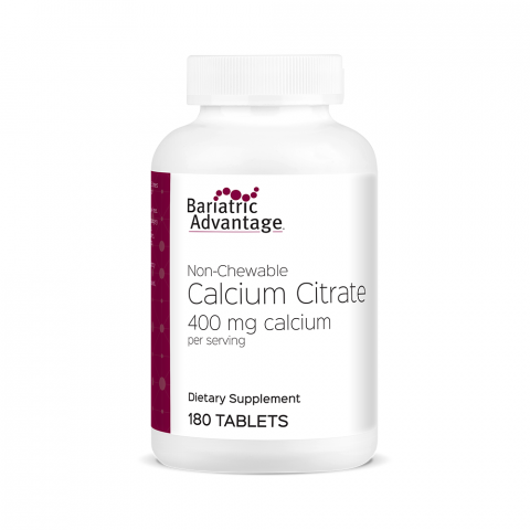 Non-Chewable Calcium Citrate Tablet